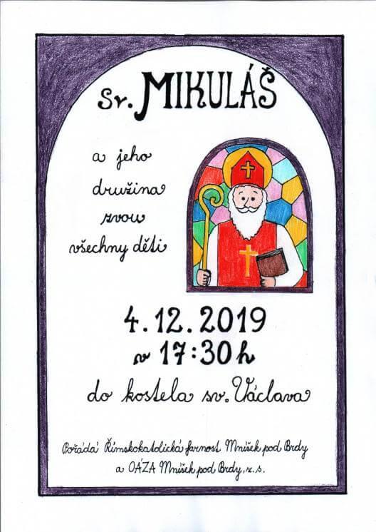 Sv. Mikuláš 4.12.2019