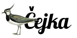 Čejka logo